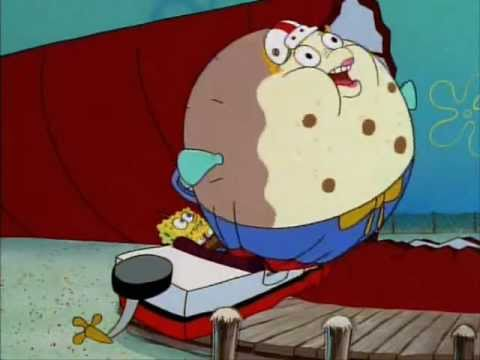 Agree, mrs puff from spongebob remarkable, very